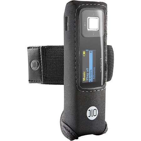 Digital Lifestyle Outfitters Neoprene Action Jacket Armband Case for SanDisk Sansa Express MP3 - Halloween Open Your Life Mp3