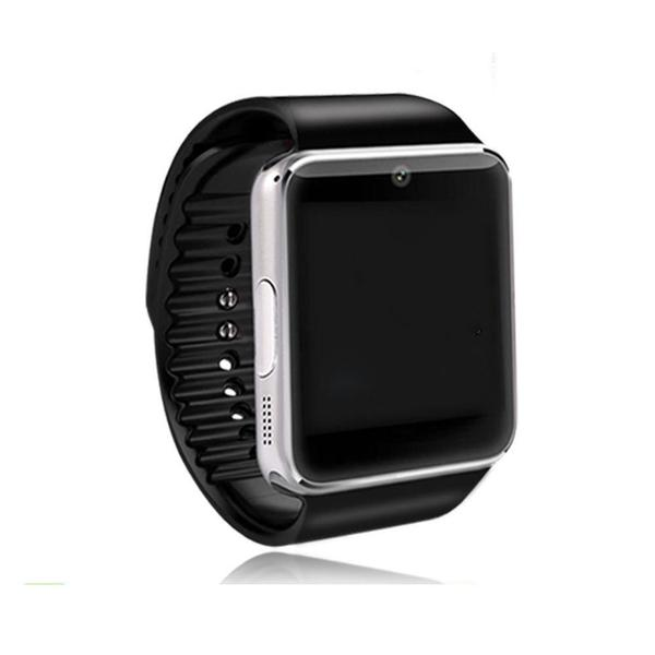GT08 Touch Screen Bluetooth Smart Wrist Watch Phone Mate For Android IOS iPhone by