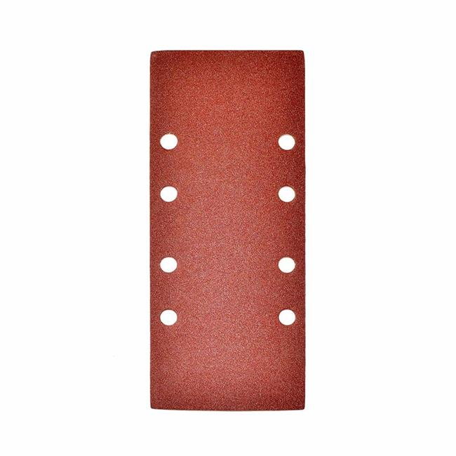 Aleko 14SP04-5-60G-UNB 3.7 x 9 in. 60 Grit Sandpaper Sheets with Holes - 5 Piece - image 1 de 1