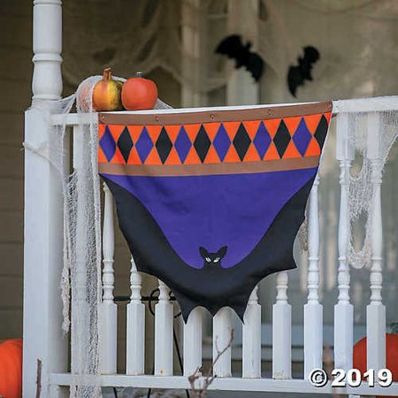 Spellbound Bunting](Ministry Halloween Mp3)