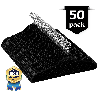 Velvet Suit Clothes Hangers Non Slip Space Saving 30 Pack TQVAI Premium Velvet Hangers Navy Blue