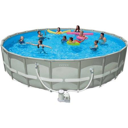 Sale Intex 22 39 X 52 Ultra Frame Swimming Pool Swimming Pool
