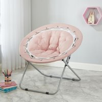 Urban Shop Web Saucer Chair, Available In Multiple Colors