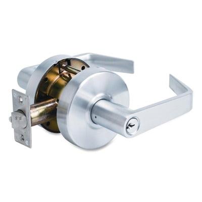 Master Lock Master Lock Heavy-duty Storeroom Lever MLKSLCHSR26D