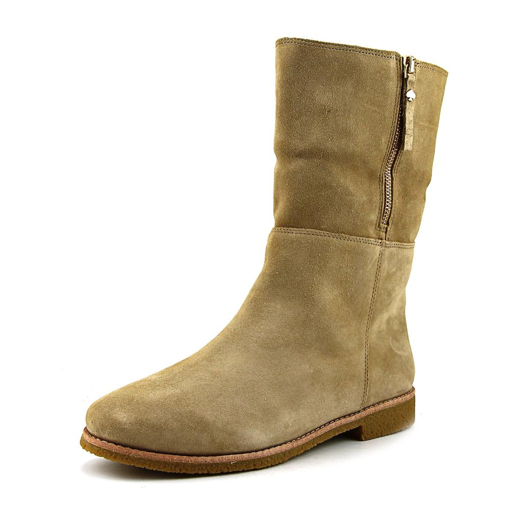 Kate Spade Baja Women Round Toe Synthetic Nude Winter Boot by kate spade