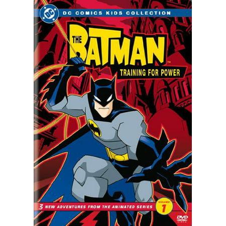The Batman: Training for Power, Vol. 1 (DVD) (Best Poker Training Videos)