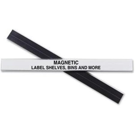 CLine 87207 HOL - DEX Magnetic Shelf, Bin Label Holders Aigner Hol Dex Label Holders