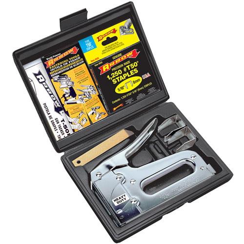 Arrow Fastener Co. T50VP Heavy Duty Staple Gun Kit by Arrow Fastener