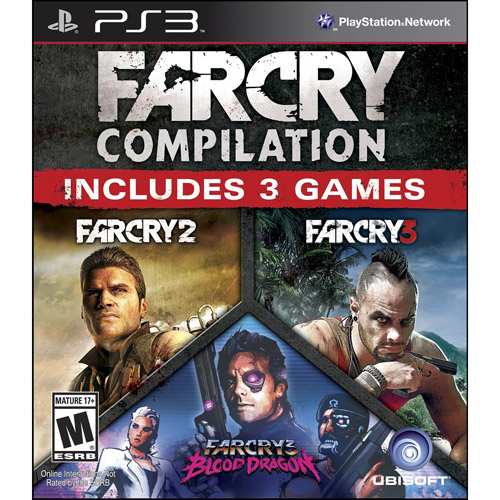 Far Cry Compilation (PS3)