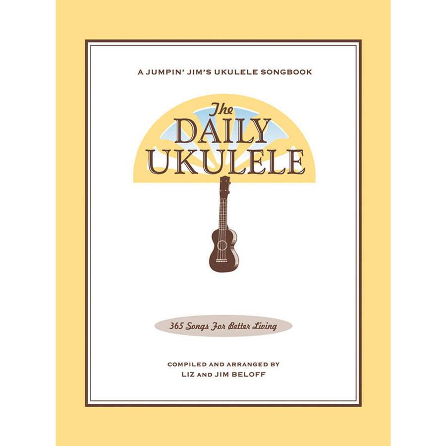 The Daily Ukulele, Ukelele Score and Parts Book