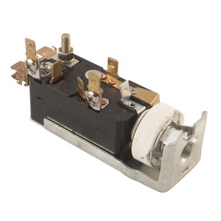 Dennis Carpenter Ford Restoration Headlight Switch 12 Volt 1956 - 1957