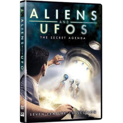 Aliens & UFOs: The Secret Agenda by COLUMBIA RIVER ENT. GROUP