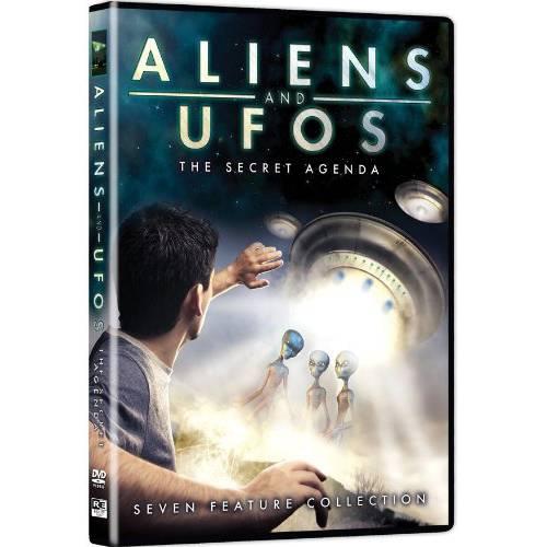 Aliens & UFOs: The Secret Agenda
