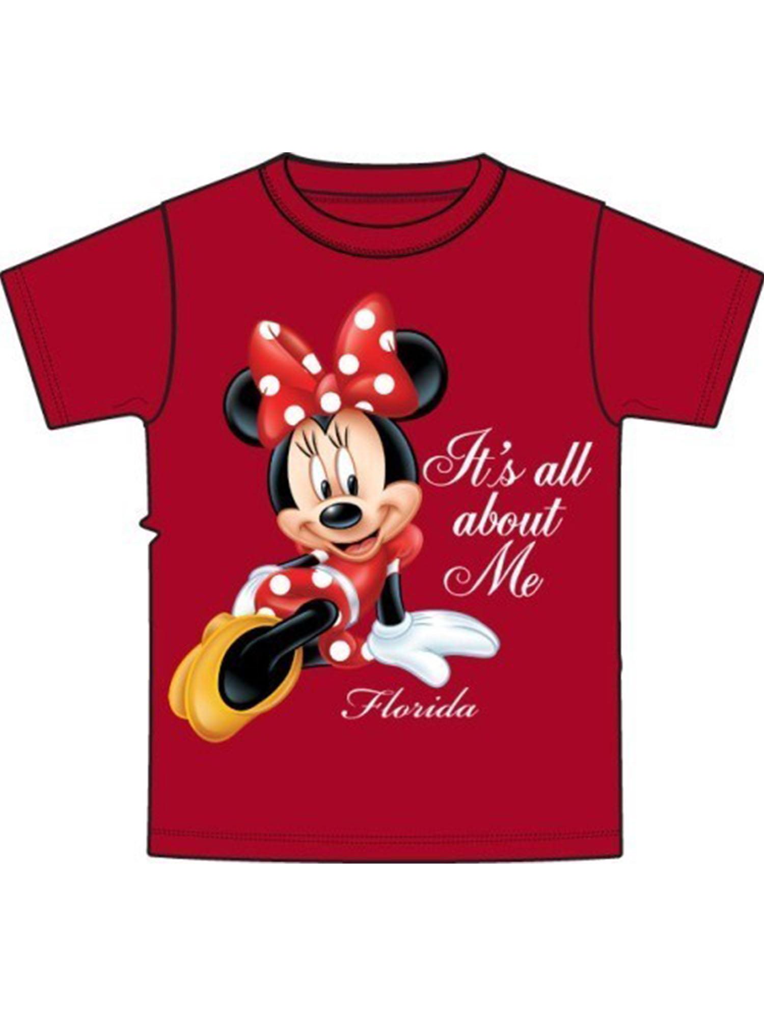 Disney - Disney Plus Size All About Me Minnie (Fl namedrop ...