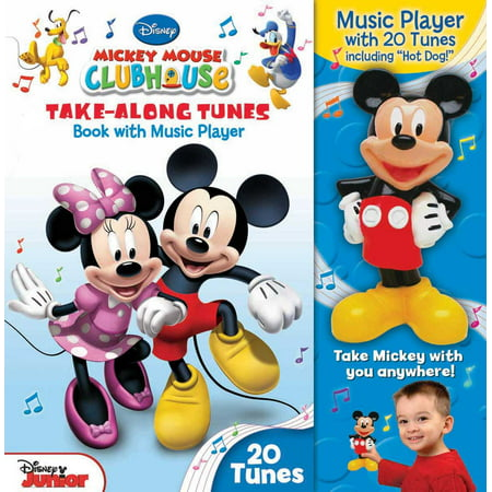 Disney Mickey Mouse Clubhouse Take-Along Tunes : Book with Music (This Ain T No Mouse Music Netflix)
