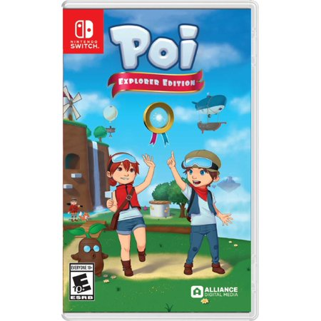 Image of POI Explorer Edition (Nintendo Switch)