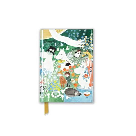 Flame Pocket - Flame Tree Pocket Books: Moomin: Dangerous Journey (Foiled Pocket Journal) (Hardcover)