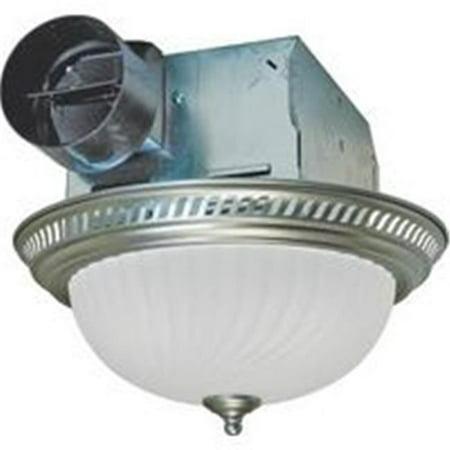 Air King America Fan/Light Bath Combo 70Cfm Nkl DRLC702 ...