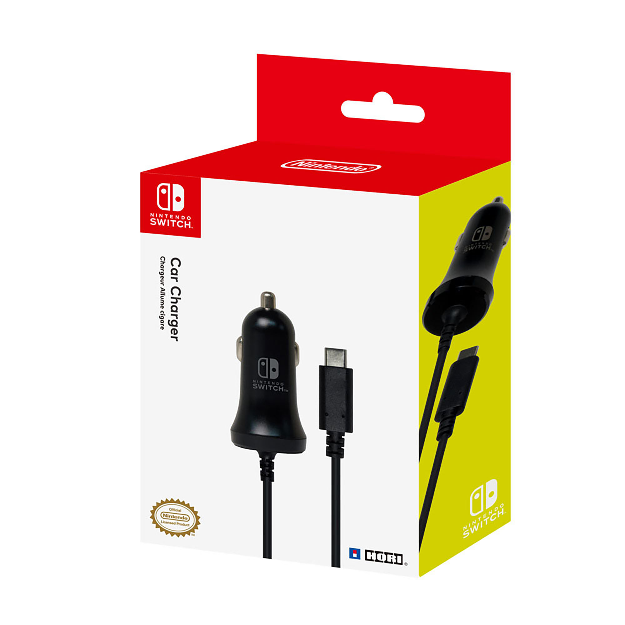HORI Nintendo Switch High Speed Car Charger