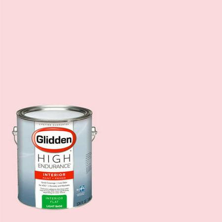 Glidden High Endurance, Interior Paint and Primer, Powder Pink, # 82RR (Powder And Paint)