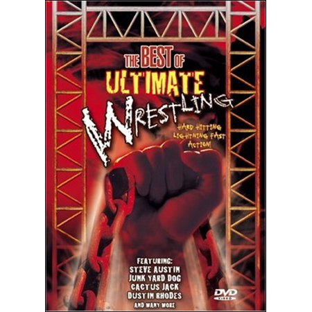 The Best of Ultimate Wrestling DVD - (Dusty Rhodes / Stone Cold Steve