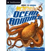 How to Draw Incredible Ocean Animals - eBook
