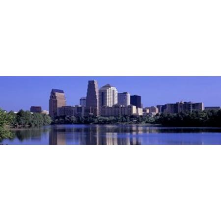 Austin TX USA Canvas Art - Panoramic Images (18 x (Best Indian Restaurants In Austin Tx)