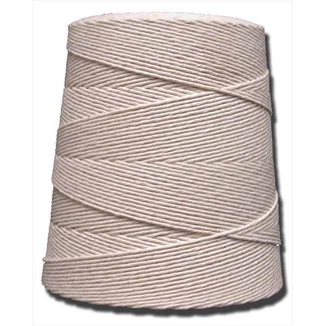 T.W. Evans Cordage 07-105 10 Poly Cotton Twine with 9500 ft.