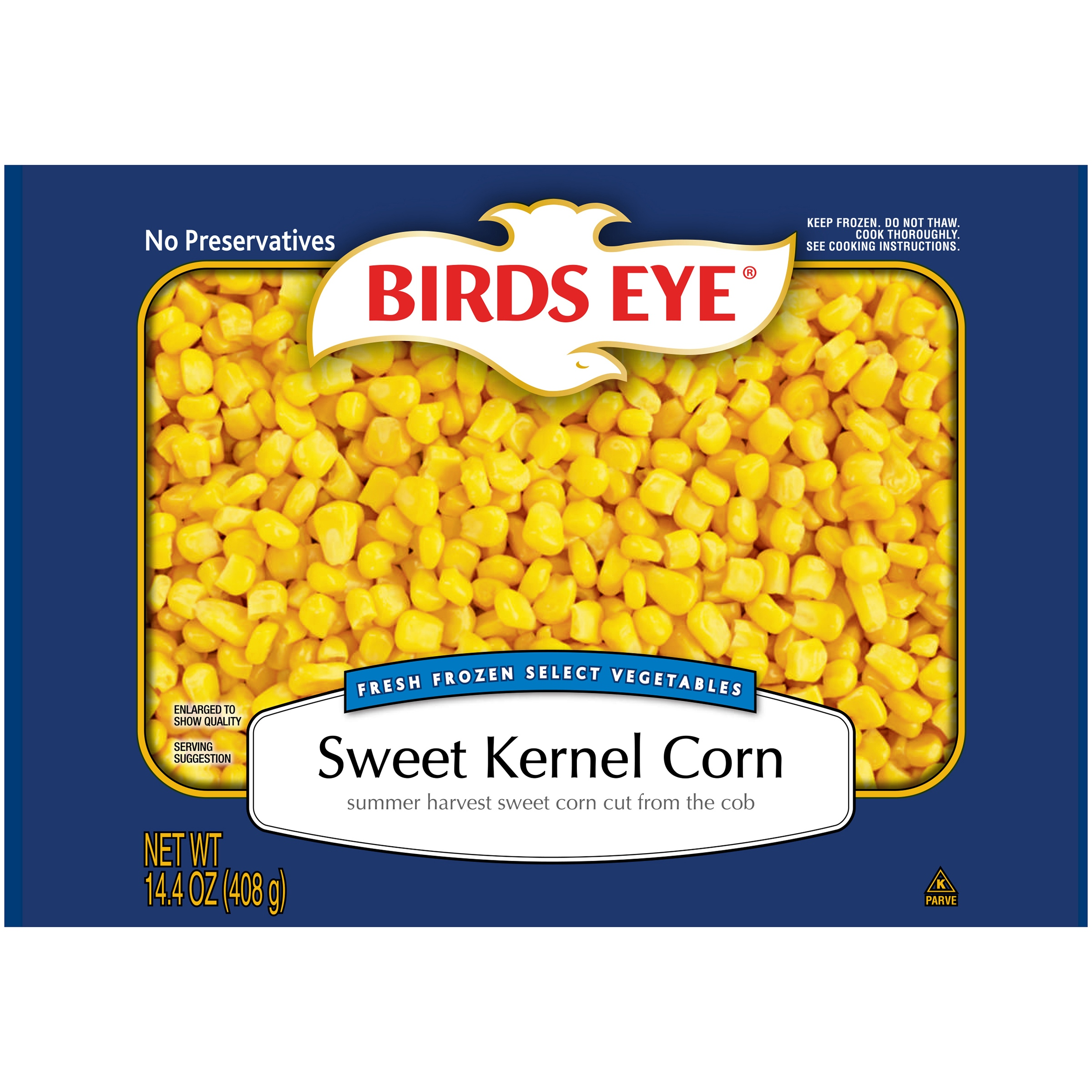 Birds Eye® Sweet Kernel Corn 14.4 oz. Bag
