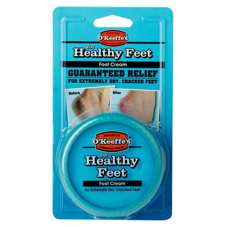 O'Keeffe's Healthy Feet Jar, 2.7 oz.