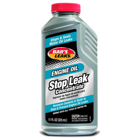 Bar's Leaks Engine Oil Stop Leak Concentrate, 11 fl