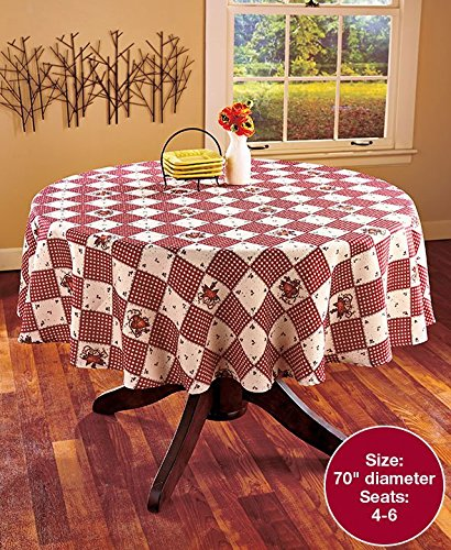 Kitchen Collection: Linda Spivey Kitchen Decor Table Cloth Linens Primitive