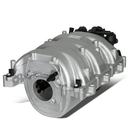 For 2005 to 2013 Mercedes -Benz W204 C230 / C300 E350 SLK280 S400 GLK350 ML350 Aluminum One Piece Engine Intake Manifold Kit 06 07 08 09 10 11 12