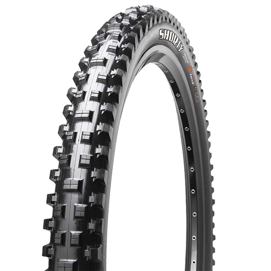Maxxis, 26x2.40 Shorty ST 2Ply Wire Bead Downhill