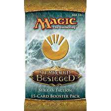 Mirrodin Booster (Magic The Gathering Mirrodin Besieged Booster Pack [Mirran)