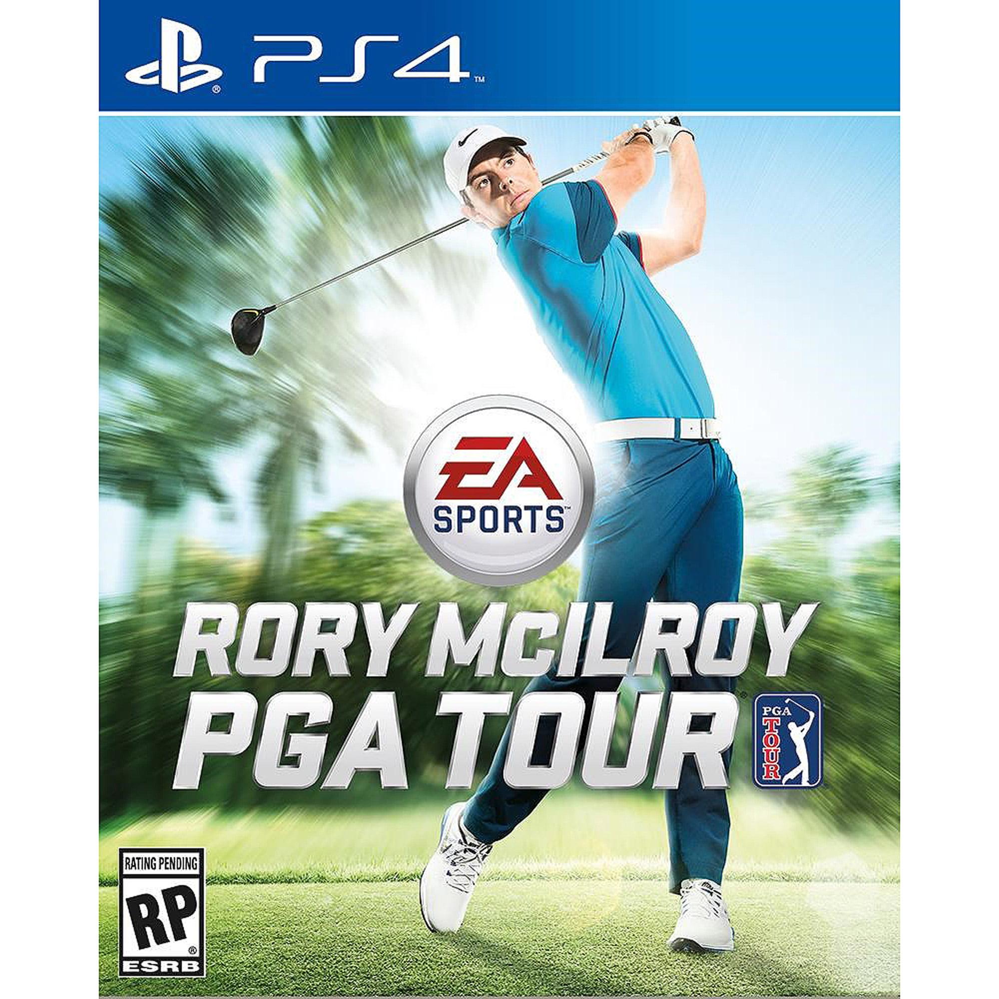 EA Sports Rory McIlroy PGA Tour (Playstation 4) by Electronic Arts Tiburon