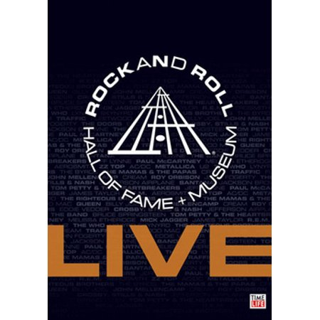 Rock & Roll Hall of Fame Live (DVD)