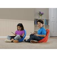 American Plastic Toys Kids Scoop Rocker 6-Pack, Colors May Vary
