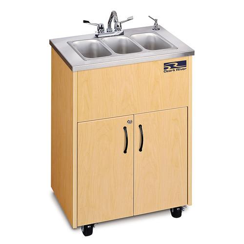 Ozark River Portable Sinks Ozark River Portable Sinks Sil...