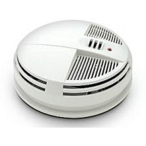 Spy-MAX Security Products Xtremelife Indoor Side View Smoke Detector with Night Vision, Includes Free eBook