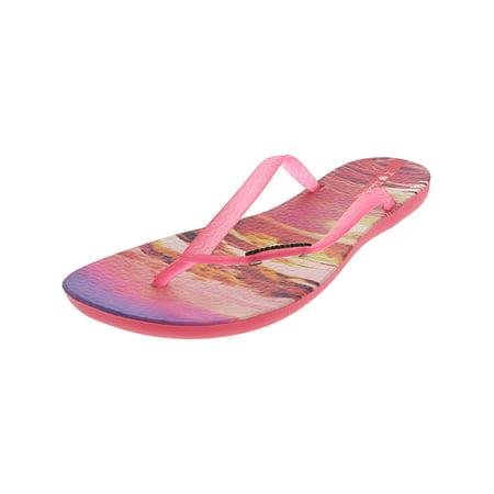 Ipanema Shoes (Ipanema Women's Wave Vista Pink Sandal -)