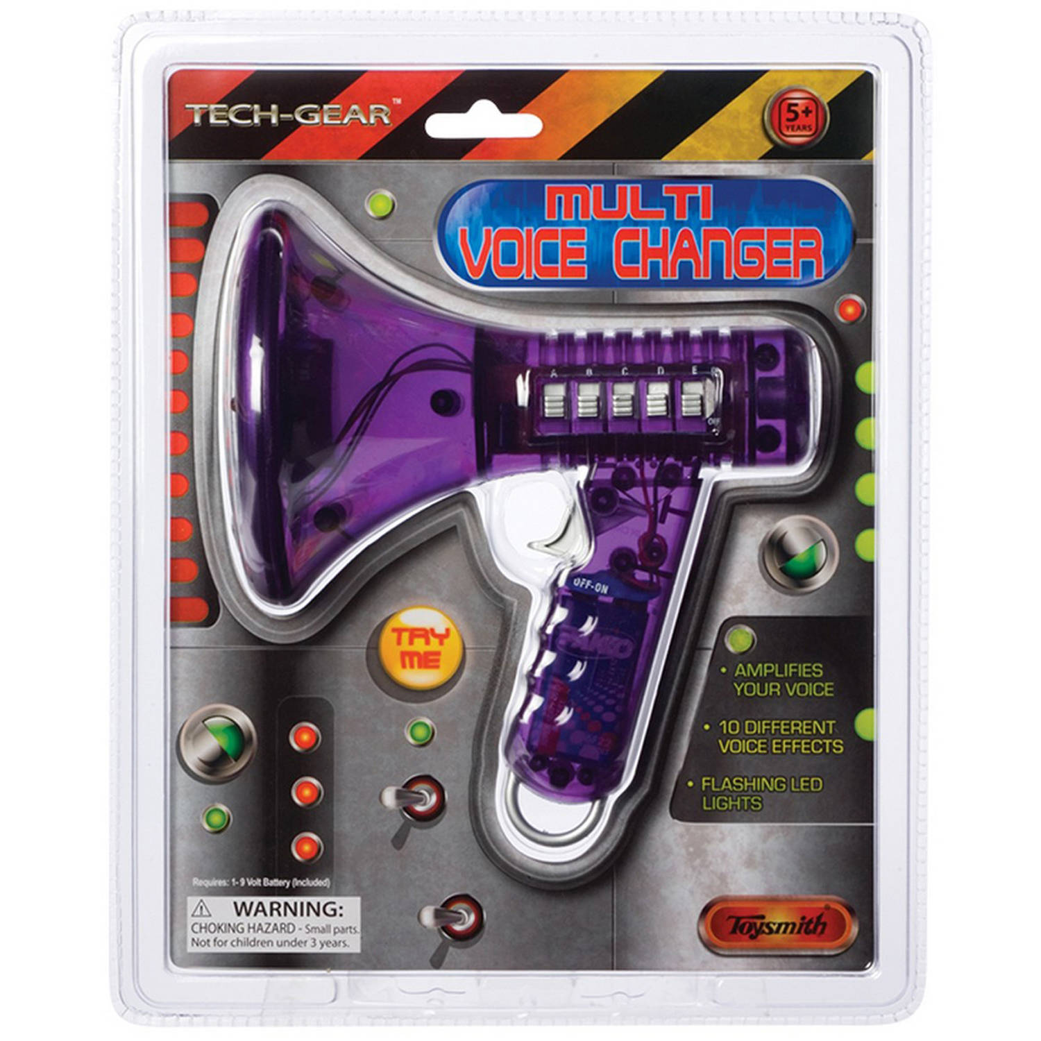 Toysmith Multi Voice Changer (Colors may vary)
