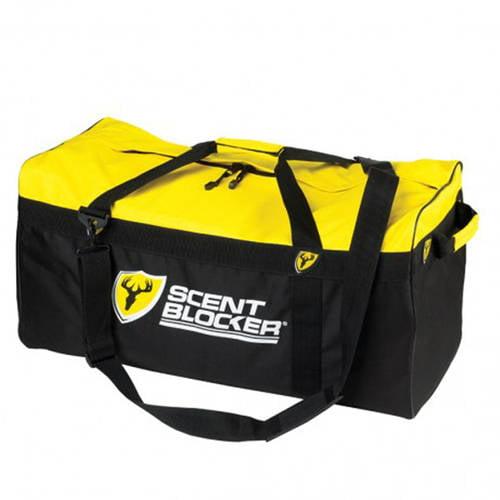 ScentBlocker Hunting Gear Travel Bag, Yellow Black by Generic