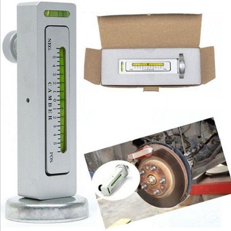 Universal Magnetic Gauge Tool for Car/Truck Camber/Castor Strut Wheel Alignment - image 3 de 4