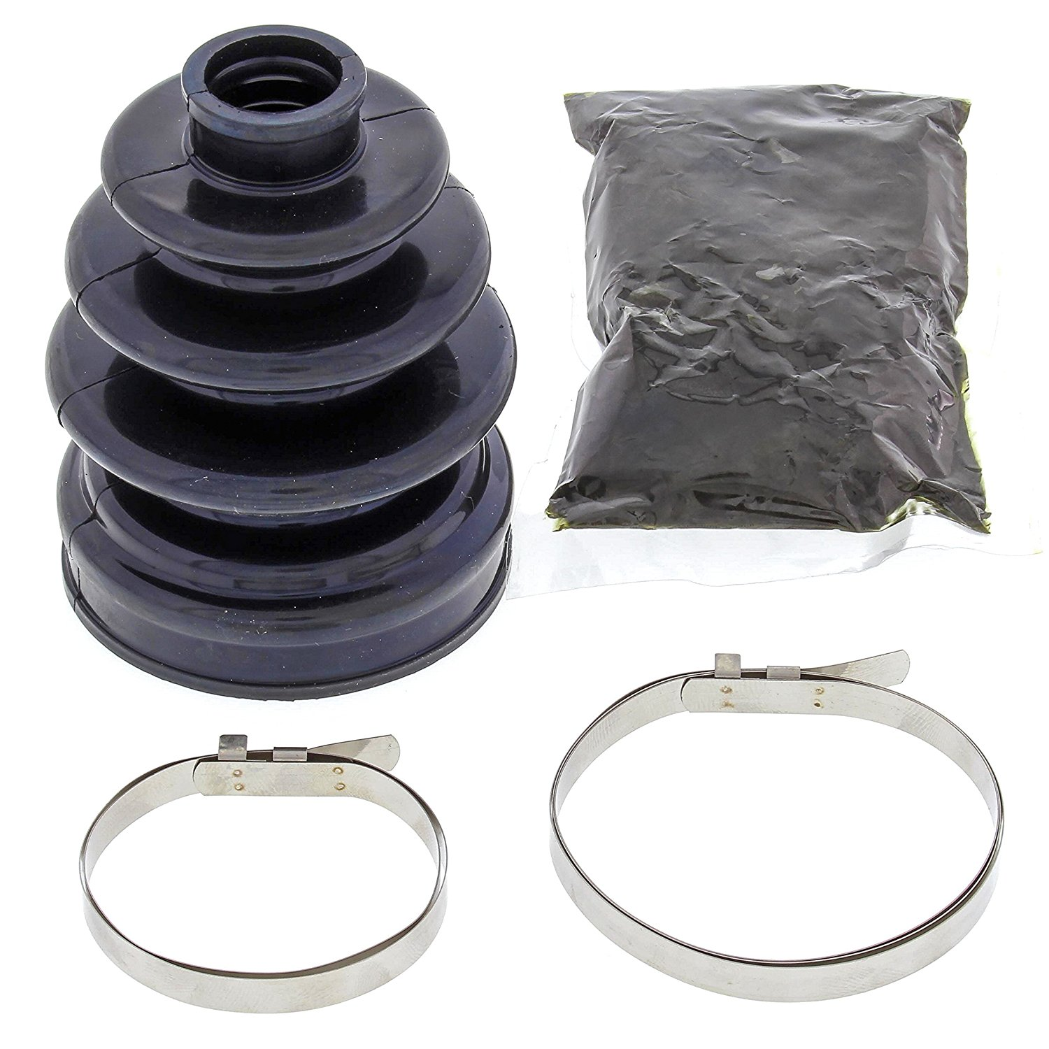 Lightning CV Joint Boot Kit Front OR Rear Inner Outer Honda Pioneer 500 700 1000
