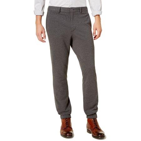 Calvin Klein Mens 34x32 Slim-Fit Jogger Knit Stretch Pants