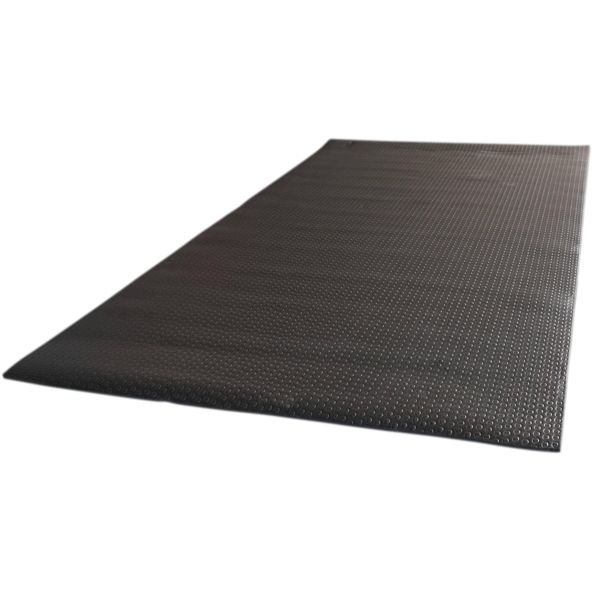 """CAP Barbell Circle Textured Equipment Mat, 40"""" x 108"""" by Cap Barbell"""