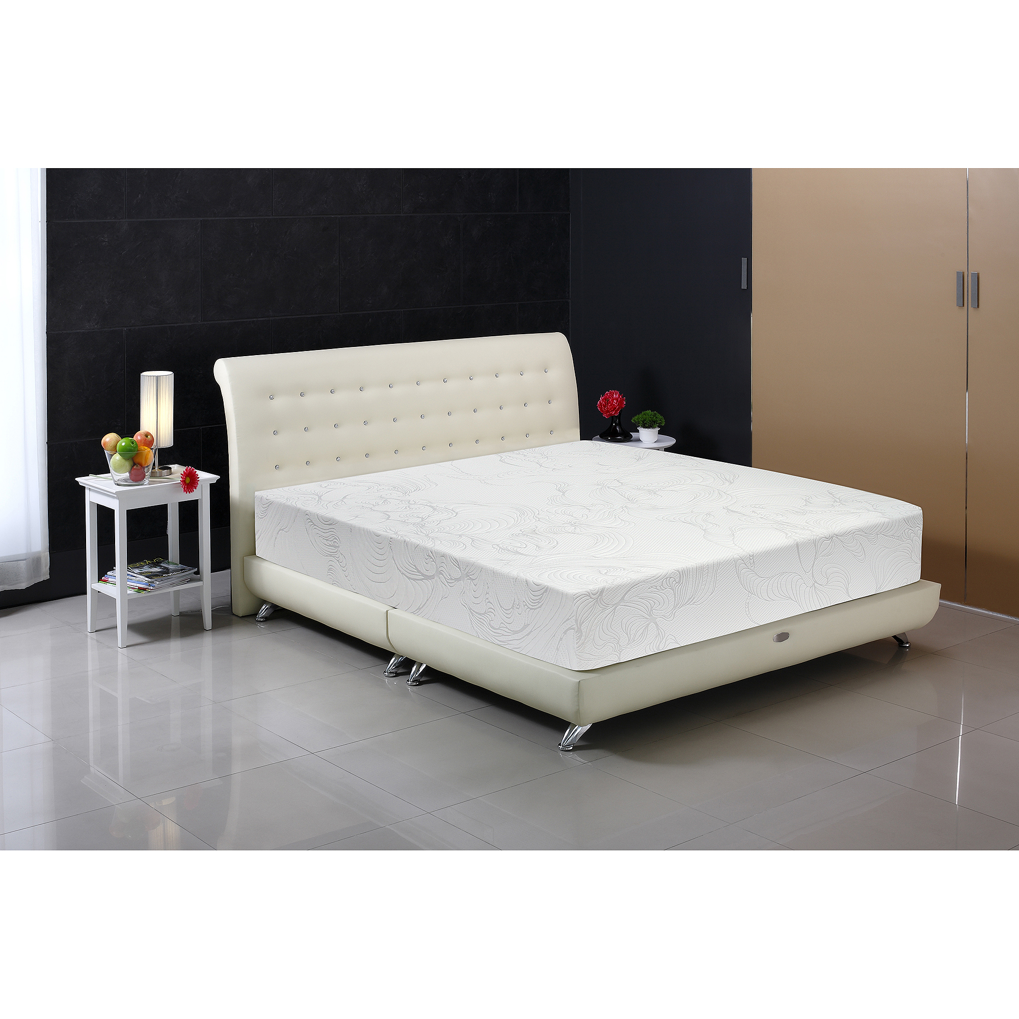 Tobia Gemma Foam Firm Mattress, Multiple Sizes