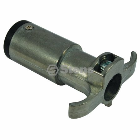 (6-Way Trailer End Connector / Round Pole 425-737)