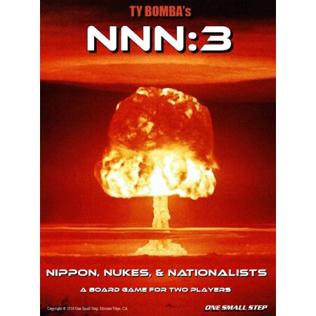 NNN - 3 - Nippon, Nukes, & Nationalists New